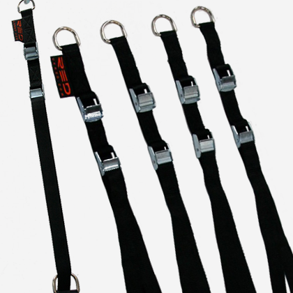 Restraint Engineered Designs Bringing You The Red Sling